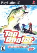 Top Angler: Real Bass Fishing PlayStation 2 Front Cover