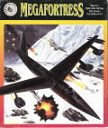 Megafortress DOS Front Cover