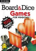 Board & Dice Games For Windows Windows Front Cover