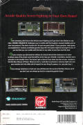 Double Dragon III: The Sacred Stones DOS Back Cover