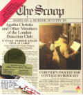 The Scoop DOS Front Cover