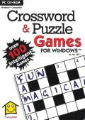 Crossword & Puzzle Games For Windows Windows Front Cover