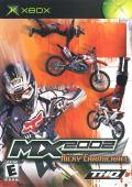 MX 2002 featuring Ricky Carmichael Xbox Front Cover