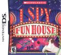 I Spy Fun House Nintendo DS Front Cover