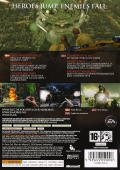 Medal of Honor: Airborne Xbox 360 Back Cover