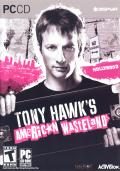 Tony Hawk's American Wasteland Windows Front Cover
