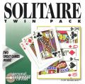 Solitaire Twin Pack Windows 3.x Front Cover