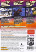 Leisure Suit Larry: Box Office Bust Xbox 360 Back Cover
