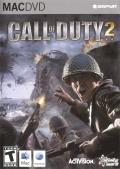 Call of Duty 2 Macintosh Front Cover
