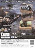 Call of Duty 2 Macintosh Back Cover
