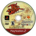 Jak and Daxter: The Precursor Legacy PlayStation 2 Media
