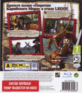LEGO Pirates of the Caribbean: The Video Game PlayStation 3 Back Cover