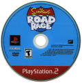The Simpsons: Road Rage PlayStation 2 Media