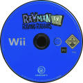 Rayman Raving Rabbids TV Party Wii Media