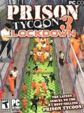 Prison Tycoon 3: Lockdown Windows Front Cover