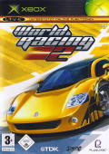World Racing 2 Xbox Front Cover