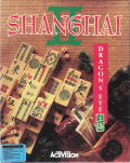 Shanghai II: Dragon's Eye DOS Front Cover