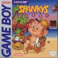 Spanky's Quest Game Boy Front Cover