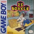 Boxxle II Game Boy Front Cover