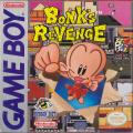 Bonk's Revenge Game Boy Front Cover