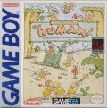 The Humans Game Boy Front Cover