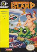 Adventure Island 3 NES Front Cover