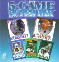 5-Game Super Pak Windows 3.x Front Cover