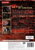 Silent Hill 2 PlayStation 2 Back Cover