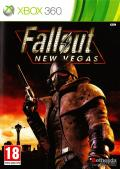 Fallout: New Vegas Xbox 360 Front Cover