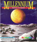 Millennium: Return to Earth  DOS Front Cover