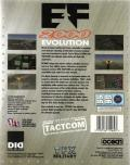 EF2000: Special Edition DOS Back Cover