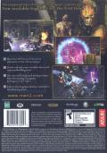 Neverwinter Nights 2: Gold Windows Back Cover