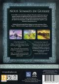 Elven Legacy Collection Windows Other Keep Case - Back