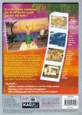 Barbie Beach Vacation Windows Back Cover
