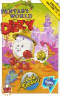 Fantasy World Dizzy ZX Spectrum Front Cover