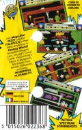 Fantasy World Dizzy ZX Spectrum Back Cover
