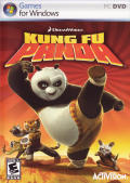 Kung Fu Panda Windows Front Cover