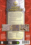 Heroes Chronicles: Conquest of the Underworld Windows Back Cover