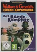 Wallace & Gromit in Muzzled! Windows Front Cover