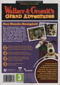 Wallace & Gromit in Muzzled! Windows Back Cover