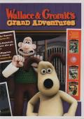 Wallace & Gromit in Muzzled! Windows Inside Cover Right Flap