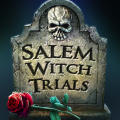 Midnight Mysteries: Salem Witch Trials iPad Front Cover