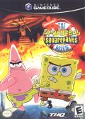 SpongeBob SquarePants: The Movie GameCube Front Cover