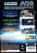 Alien Breed Trilogy Xbox 360 Back Cover