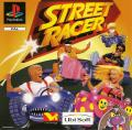 Street Racer PlayStation Front Cover