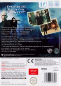 Harry Potter and the Order of the Phoenix Wii Back Cover