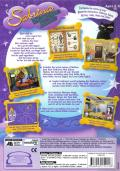 Sabrina, the Teenage Witch: Spellbound Macintosh Back Cover