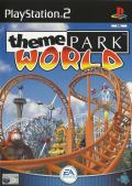 Sim Theme Park PlayStation 2 Front Cover
