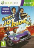 Kinect Joy Ride Xbox 360 Front Cover
