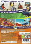 Kinect Joy Ride Xbox 360 Back Cover
